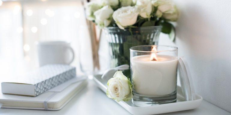 Una vela para cada necesidad en el Hogar