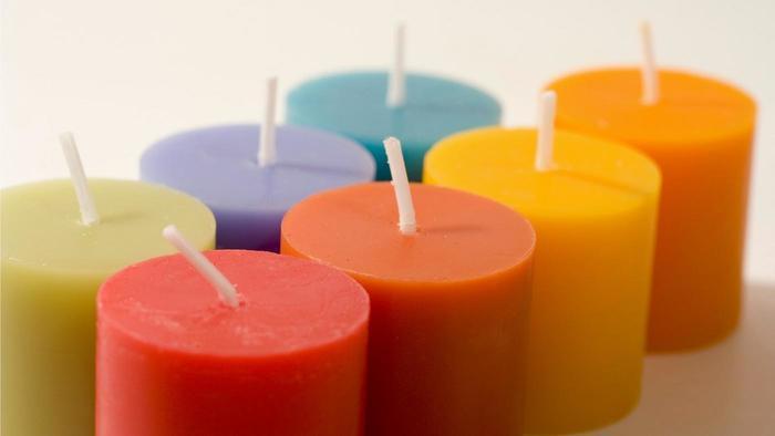 Cuál es el color de tu vela?