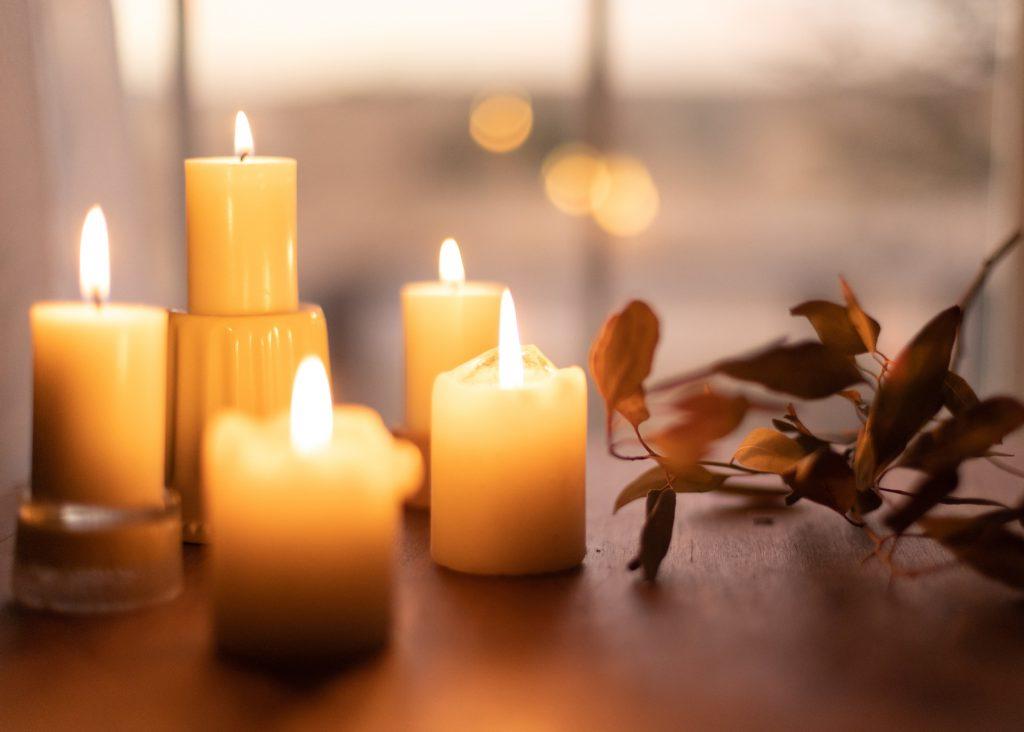 Tipos y usos que se le pueden dar a las velas aromáticas
